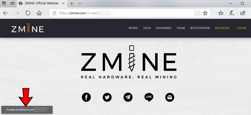 วิธีการซื้อ ZMN tokens (Private Sale) - ZMINE BLOG